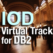 IOD Virtual Track for DB2