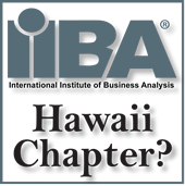 IIBA-Honolulu