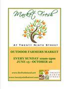 Market Fresh at Twenty Ninth Street