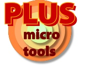 Micro tools and the PLUS-model