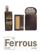 FERROUS - A Cooperative Exhibition between Velvet Da Vinci Gallery and crafthaus.