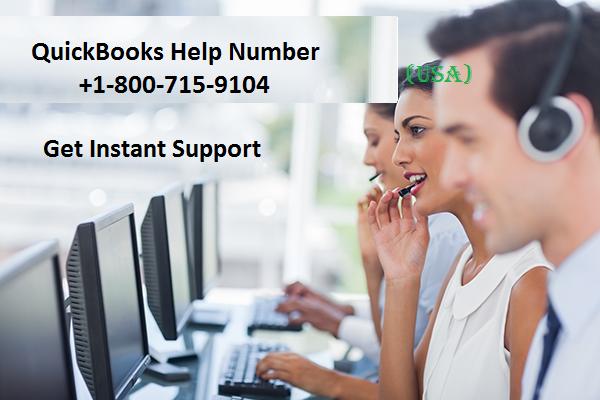 QuickBooks Help Phone Number +1-800-715-9104 USA