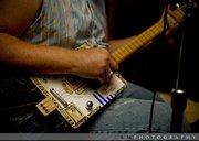 How to Play a Cigar Box Guitar
