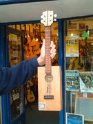 Cigar Box Ukulele