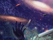 conexão com o universo