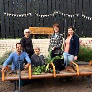Energy Garden in Brondes…