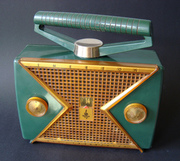 Old Radio Guitar amps