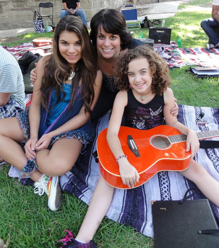 Sabrina Lentini and Grace Jeanette