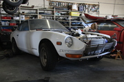 1971 Datsun 240z RB20-det Customer Project