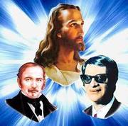 Jesus, Kardec e Chico