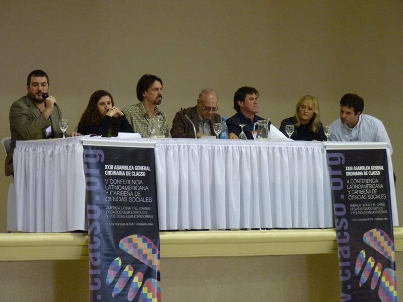 OA Campaign for Latin America social sciences (Cochabamba, October 2009)