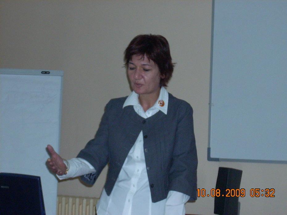 OA week Ana Ivkovic, promotion of OA in Belgrade