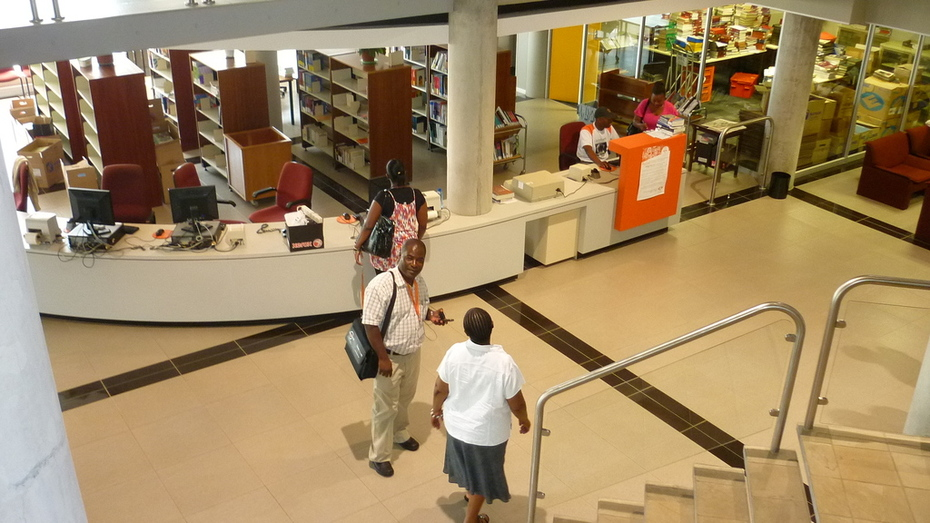 The New UJ Soweto Library