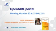 OpenAIRE_OAW2014_webinar1