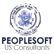 PeopleSoft US Consultants.