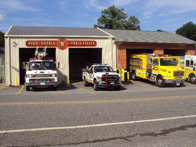 High Shoals Fire department