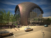 2013 / Re-imagining Future Library Buildings
