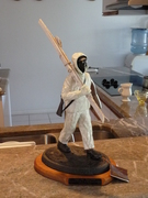Replica of a statue in Vail Colorado