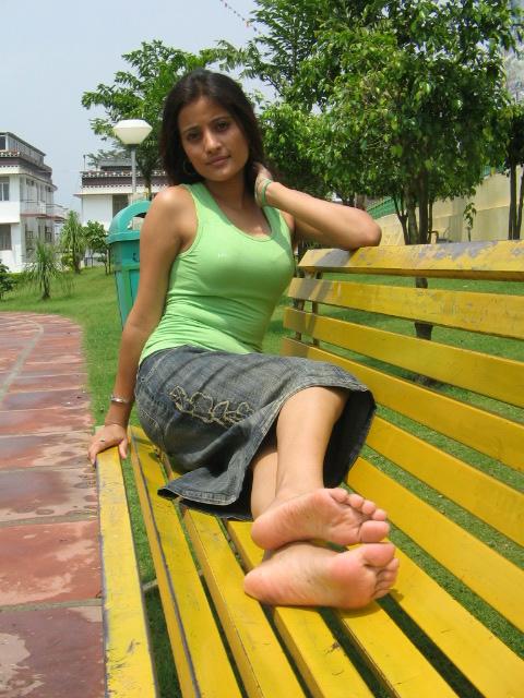 Ms. Beautiful Feet World