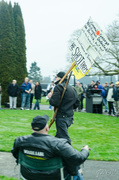 Musket Protest