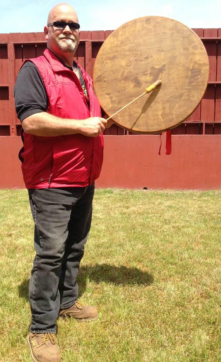 The Journey Drum..