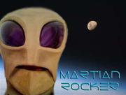 Martian Rocker Friends