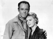 Betsy Palmer & Henry Fonda
