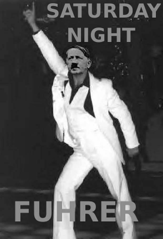 Saturday Night Fuhrer