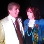Argus Hamilton and Kari Grant