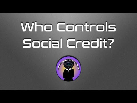 Who Controls Social Credit?