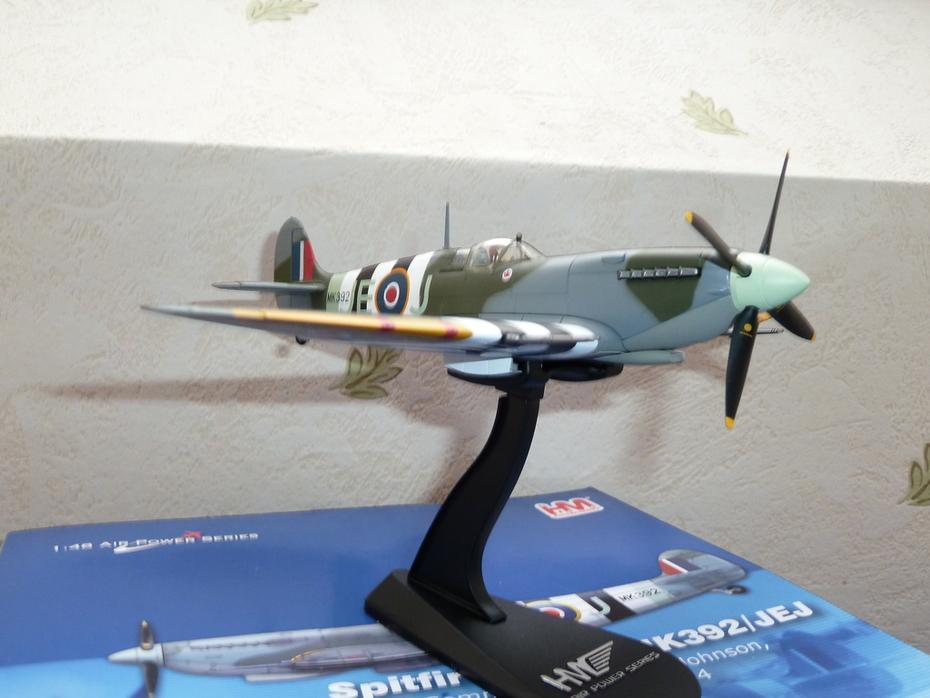 Supermarine Spitfire Mk IX B