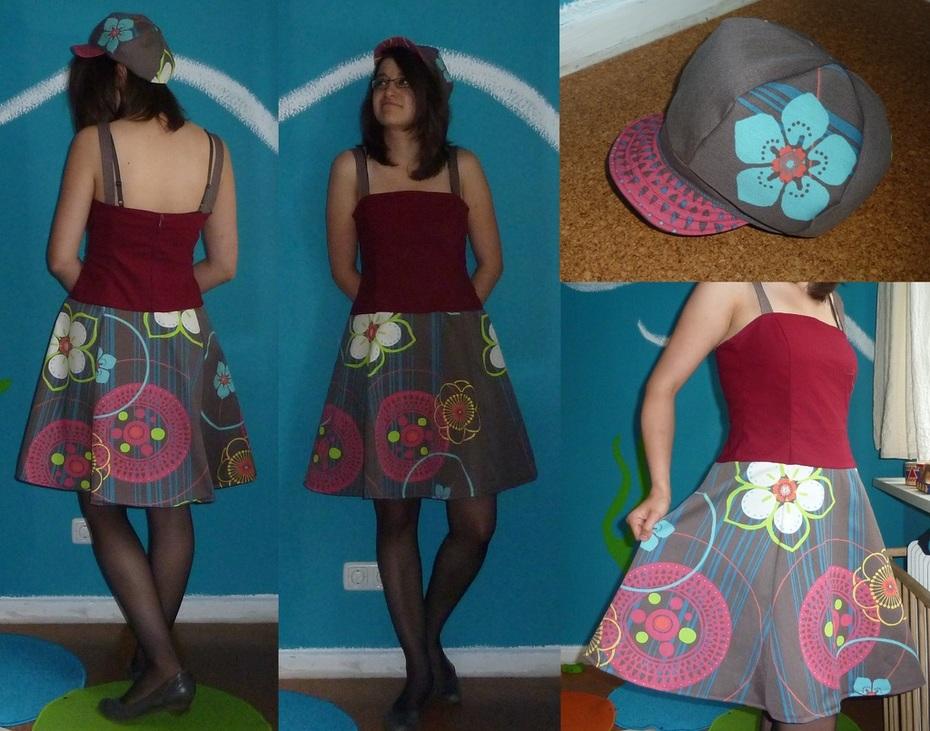 50er Kleid