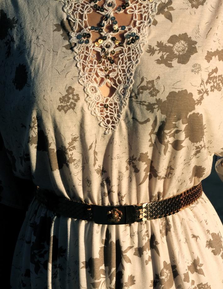 Belt close-up