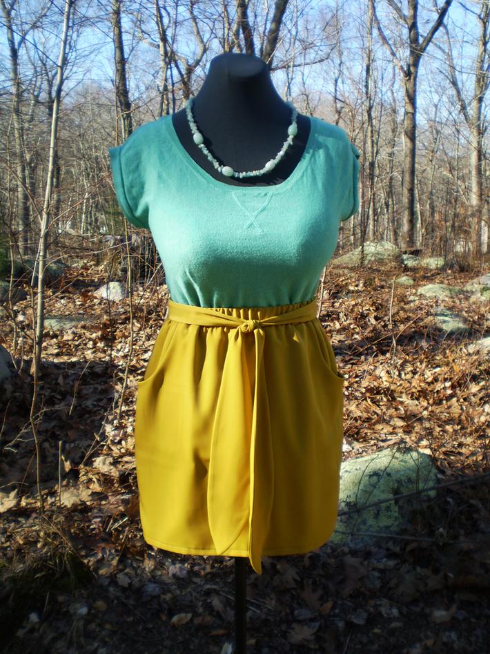 The Optimistic Skirt
