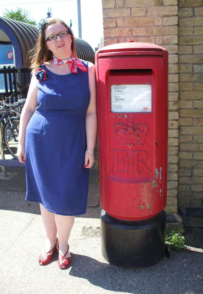 East Anglian Fabric Trail 26 May 2012