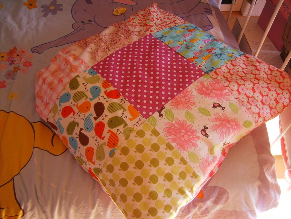 cushion with love !