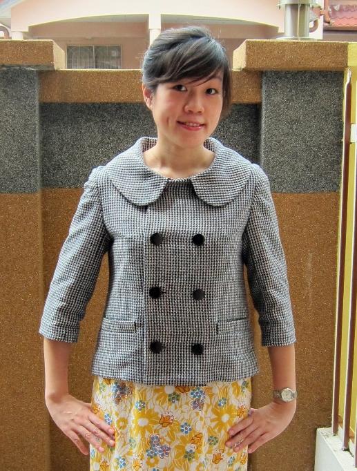 Colette Anise Jacket