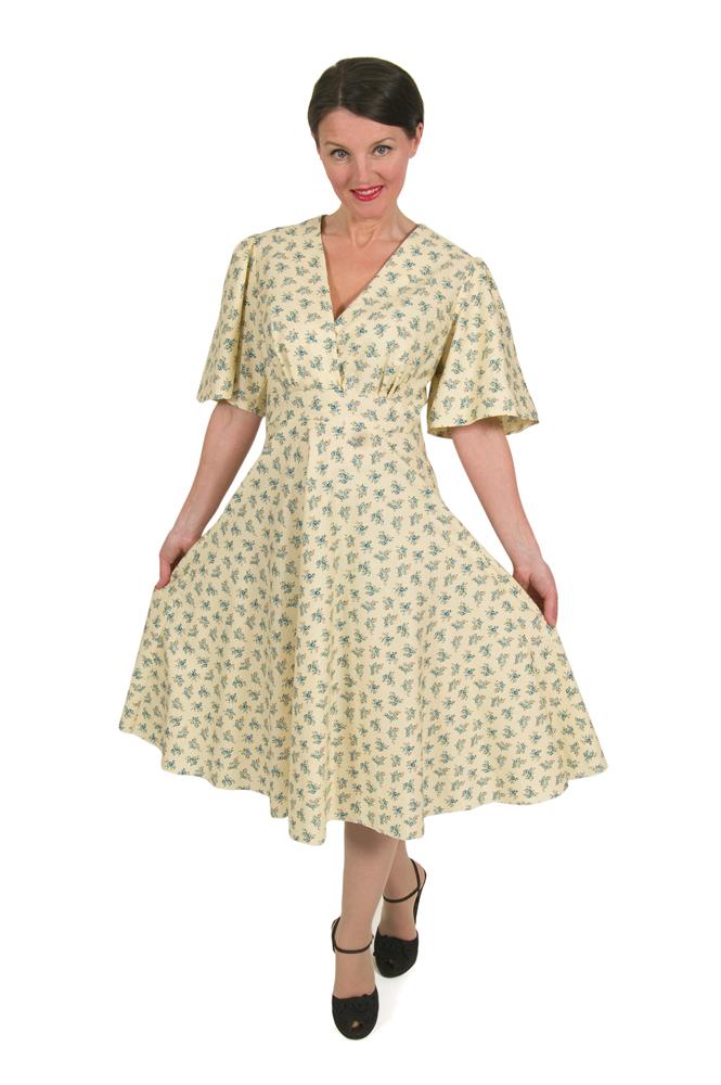 1930's Style Tea dress