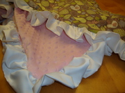 Annabelle's Baby Blanket 1