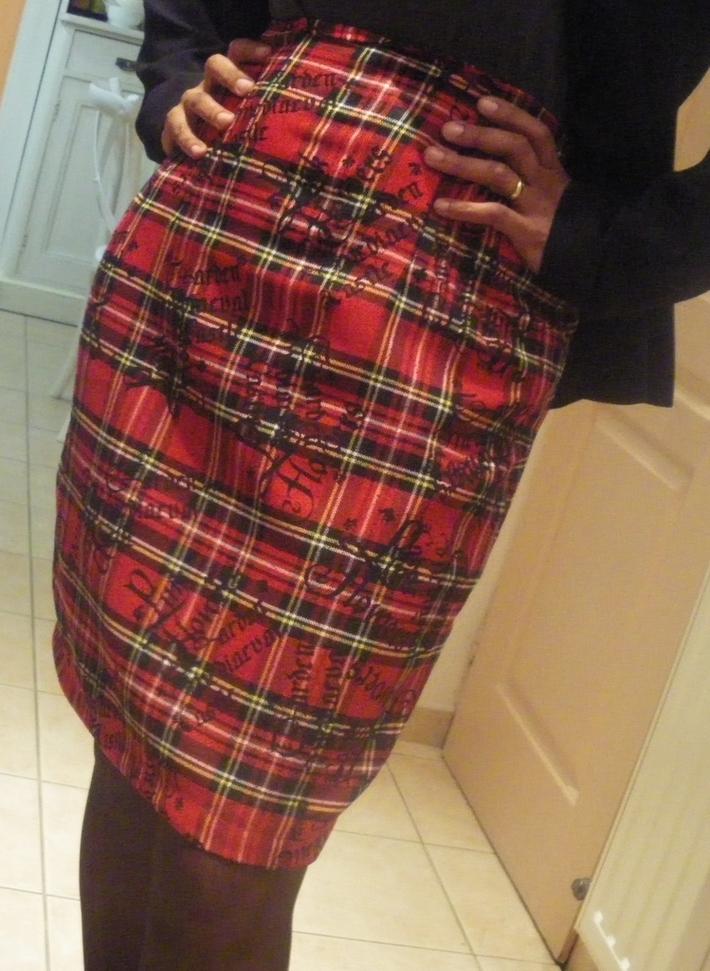 Scottish skirt ! 2