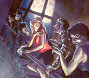 Join the Vampire Girls by Thomas Gianni