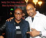 Smitty's 1st Friday Comedy Show