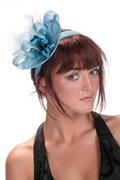 Hatsonheads designer hat making kit - Style 3 Blue