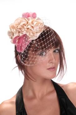 Hatsonheads Hat Making Kit - Style 1 Pink