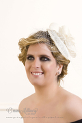 Provenza Bride Hat by O'mimi Millinery SS2013