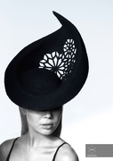 Aniss Millinery Australia Punctuate#9