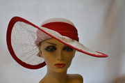 White and Red Derby
