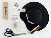 A / W 2013 - JUSTINE HATS