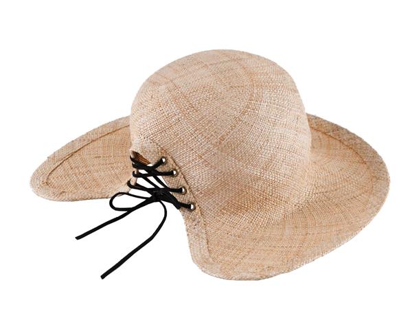 Lulu wide brim hat