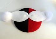 Harley Quinn Cosplay Cocktail Hat